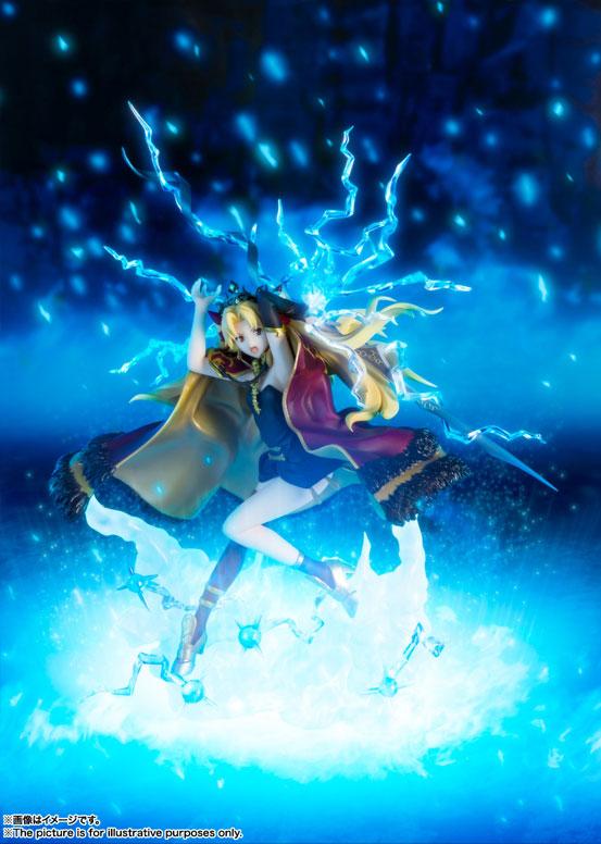 フィギュアーツZERO Fate/Grand Order エレシュキガル バンダイ フィギュアが予約開始! 0402hobby-ele-IM001