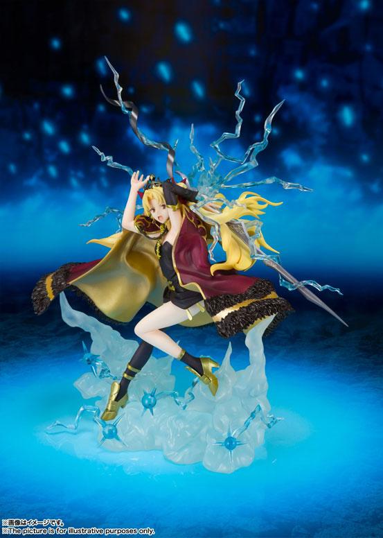 フィギュアーツZERO Fate/Grand Order エレシュキガル バンダイ フィギュアが予約開始! 0402hobby-ele-IM004