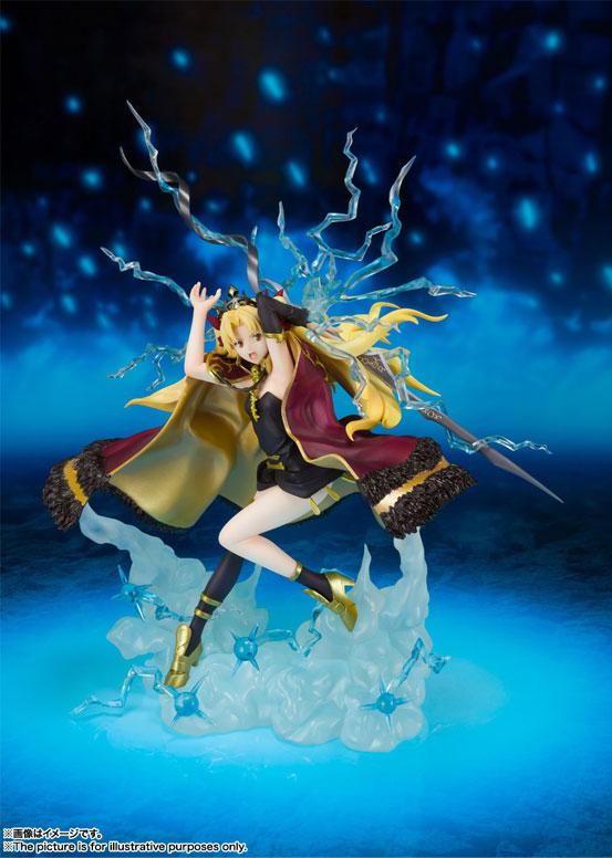フィギュアーツZERO Fate/Grand Order エレシュキガル バンダイ フィギュアが予約開始! 0402hobby-ele-IM005