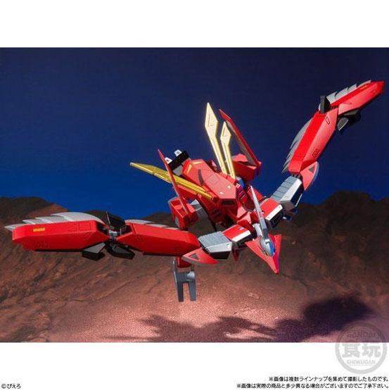 スーパーミニプラ 忍者戦士 飛影Vol.2(3個入)バンダイが予約開始!飛影と鳳雷鷹がラインナップ! 0416hobby-tobikage-IM003