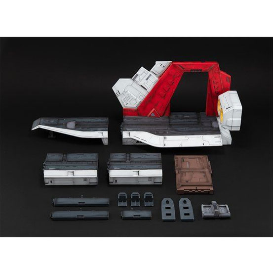 Realistic Model Series 機動戦士Zガンダム HGUC用 アーガマ カタパルトデッキ が予約開始! 0423hobby-argama-IM004