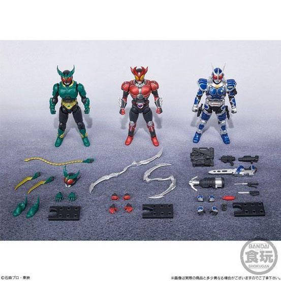 SHODO-X 仮面ライダーアギト 新たなる目覚め がプレバン限定で予約開始!バーニングフォームなど3種! 0426hobby-agito-IM001