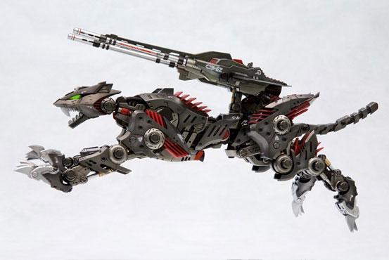 HMM ゾイド EZ-035 ライトニングサイクス マーキングプラスVer. コトブキヤ プラモデルが予約開始! 0428hobby-HMM-IM004