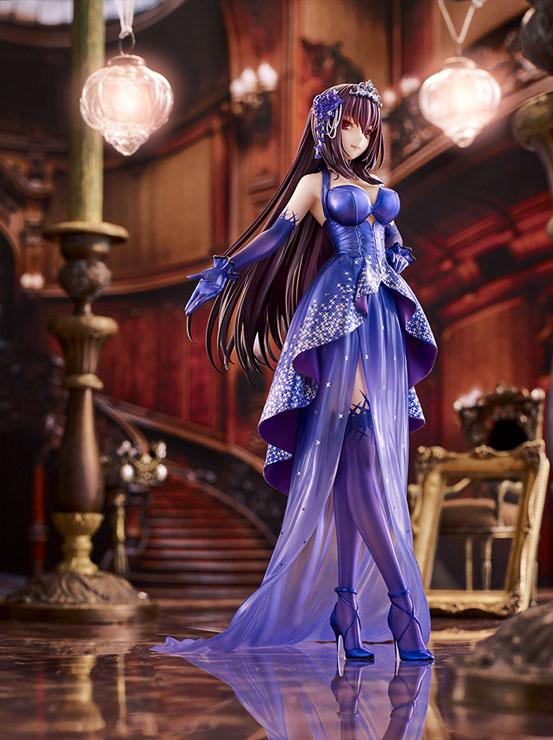 Fate/Grand Order ランサー/スカサハ英霊正装 キューズQ フィギュアが予約開始! 0430hobby-sukasaha-IM001