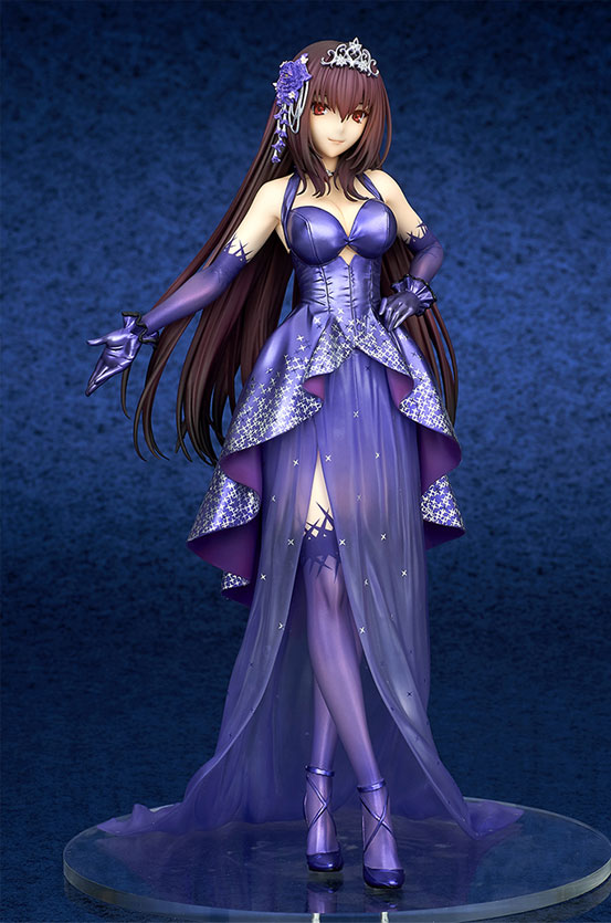 Fate/Grand Order ランサー/スカサハ英霊正装 キューズQ フィギュアが予約開始! 0430hobby-sukasaha-IM005