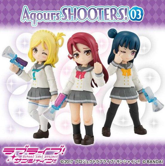 Aqours SHOOTERS!03 が予約開始!Guilty Kiss(桜内梨子・津島善子・小原鞠莉)の3人がラインナップ! 0519hobby-as-IM005