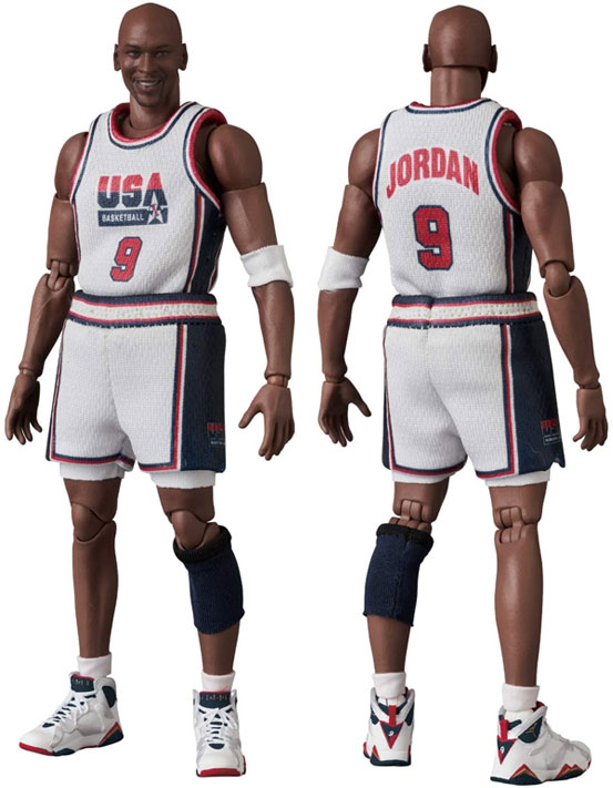 MAFEX マフェックス No.132 Michael Jordan マイケル ジョーダン 1992 TEAM USA 可動フィギュアが予約開始! 0524hobby-jhodan-IM003