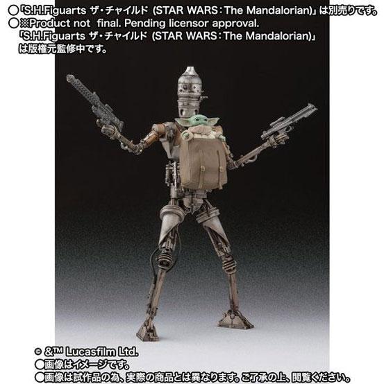 S.H.Figuarts IG-11(STAR WARS:The Mandalorian)がプレバン限定で予約開始! 0528hobby-IG11-IM003