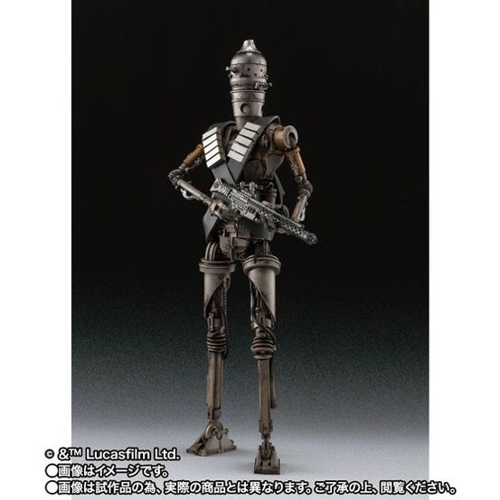 S.H.Figuarts IG-11(STAR WARS:The Mandalorian)がプレバン限定で予約開始! 0528hobby-IG11-IM005