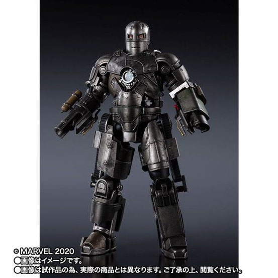 S.H.Figuarts アイアンマン マーク1 -《Birth of Iron Man》 EDITION- がプレバン限定で予約開始! 0528hobby-ironman-IM005