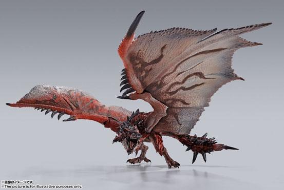 S.H.MonsterArts モンスターハンター ナルガクルガ/リオレウス 可動フィギュアが予約開始! 0529hobby-MH-IM001
