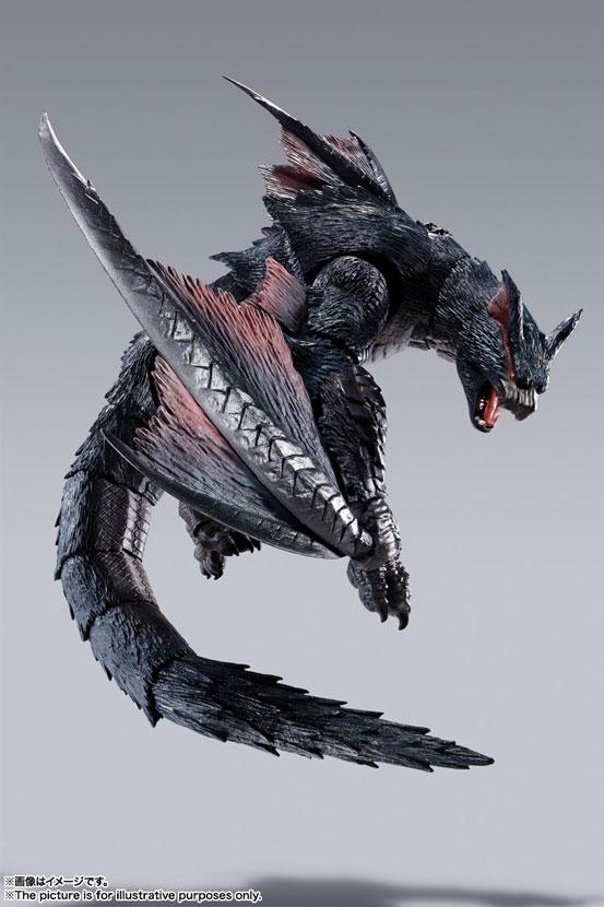 S.H.MonsterArts モンスターハンター ナルガクルガ/リオレウス 可動フィギュアが予約開始! 0529hobby-MH-IM003