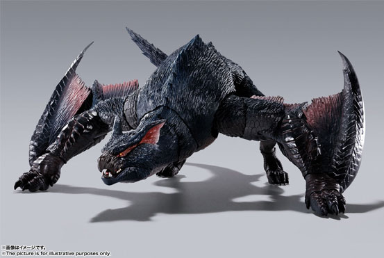 S.H.MonsterArts モンスターハンター ナルガクルガ/リオレウス 可動フィギュアが予約開始! 0529hobby-MH-IM004