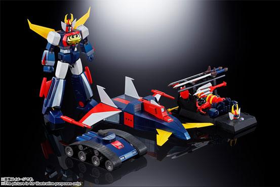 「超合金魂 GX-66R 無敵ロボ トライダーG7」など3点が予約開始!バンダイ ロボット・メカトイ 新作情報 0529hobby-robot-IM006
