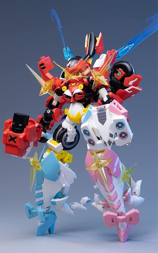 【入荷】BigFireBird 魔姫変形シリーズ 疾速紅音(スカーレットソニック)など5点が登場! 0711hobby-big-IM001