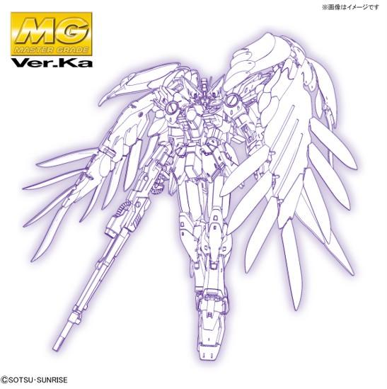 MG 1/100 ウイングガンダムゼロEW Ver.Ka バンダイ プラモデルが予約開始! 0602hbby-wgundam-IM001