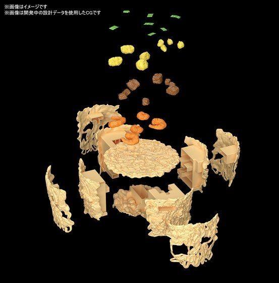 BEST HIT CHRONICLE 1/1 カップヌードル バンダイ プラモデルがプレバンにて予約開始! 0602hobby-cup-IM002