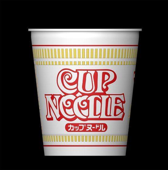BEST HIT CHRONICLE 1/1 カップヌードル バンダイ プラモデルがプレバンにて予約開始! 0602hobby-cup-IM005