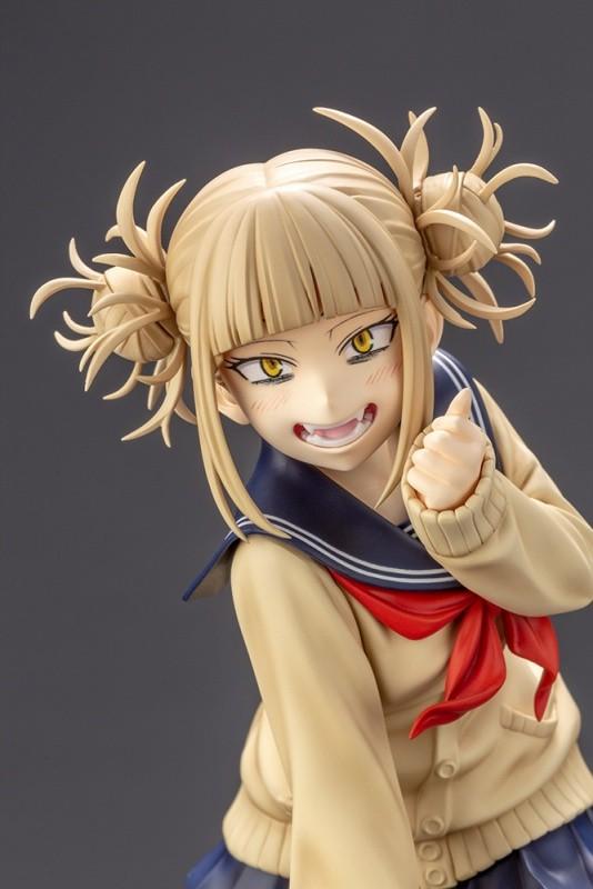 ARTFX J 僕のヒーローアカデミア トガヒミコ コトブキヤ フィギュアが予約開始! 0602hobby-toga-IM001