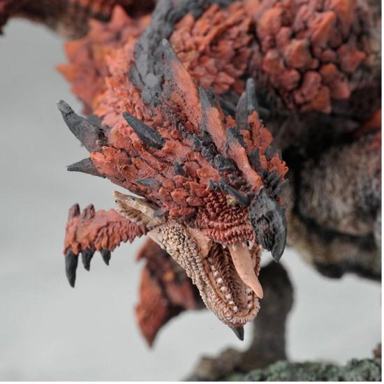 【入荷】カプコンフィギュアビルダー クリエイターズモデル 火竜 リオレウス 復刻版 フィギュアが登場! 0603hobby-cfb-IM003