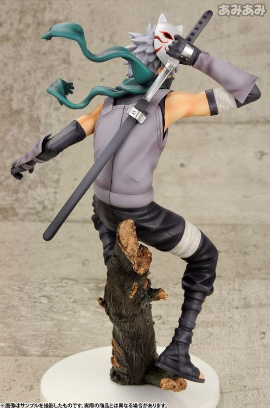 G.E.M.シリーズ NARUTO はたけカカシ Ver.暗部 メガハウス フィギュアが一部店舗限定で再販予約開始! 0606hobby-kakashi-IM003