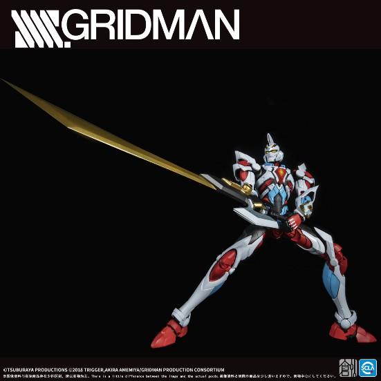 【駿河屋 タイムセール(1/3)】TRON MODEL-KIT TRON-01001 SSSS.GRIDMAN グリッドマン プラモデルが登場! 0608hobby-gridman-IM001