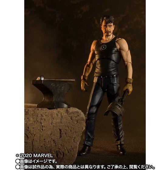 S.H.Figuarts トニー・スターク -《Birth of Iron Man》 EDITION- (アイアンマン) がプレバン限定で予約開始! 0611hobby-tony-IM001