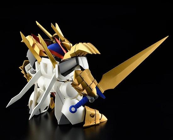 PLAMAX MS-07 真魔神英雄伝ワタル 鋼衣龍王丸 プラモデルが予約開始!多数の新規パーツが追加! 0625hobby-wataru-IM002