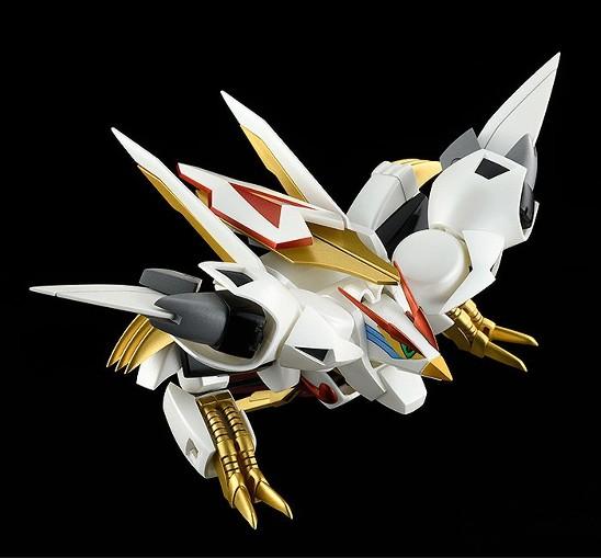 PLAMAX MS-07 真魔神英雄伝ワタル 鋼衣龍王丸 プラモデルが予約開始!多数の新規パーツが追加! 0625hobby-wataru-IM005
