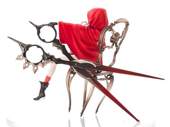【在庫あり(3/13)】AKA:Re2ing MAGIC MOULD フィギュアが登場!neco氏による赤の狩人が立体化! 0626hobby-aka-IM003