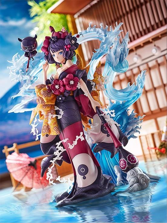 Fate/Grand Order フォーリナー/葛飾北斎 ファット フィギュアが一部店舗限定で予約開始! 0626hobby-hokusai-IM001