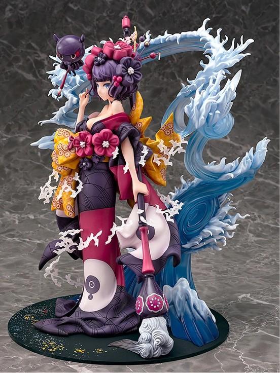 Fate/Grand Order フォーリナー/葛飾北斎 ファット フィギュアが一部店舗限定で予約開始! 0626hobby-hokusai-IM004