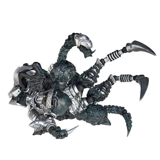 """アッセンブルボーグNEXUS AB029EX スカルスパルタン""""Shadows from Outer Space"""" 海洋堂 可動フィギュアが予約開始! 0629hobby-skull-IM001"""