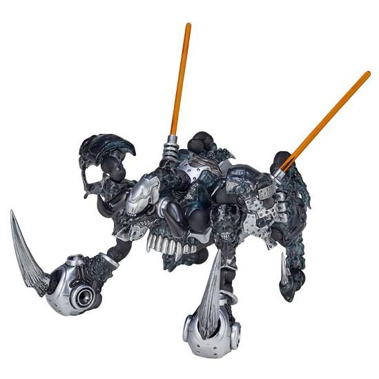 """アッセンブルボーグNEXUS AB029EX スカルスパルタン""""Shadows from Outer Space"""" 海洋堂 可動フィギュアが予約開始! 0629hobby-skull-IM002"""
