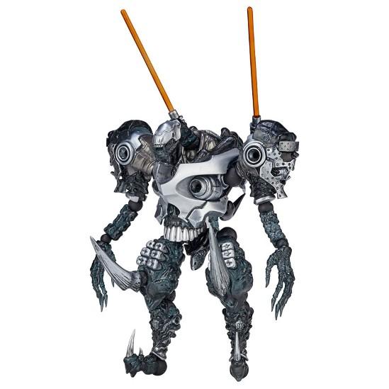 """アッセンブルボーグNEXUS AB029EX スカルスパルタン""""Shadows from Outer Space"""" 海洋堂 可動フィギュアが予約開始! 0629hobby-skull-IM004"""