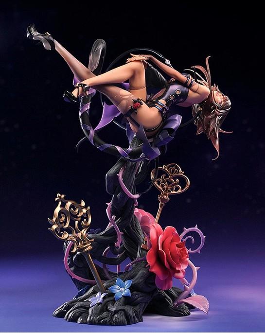 FairyTale-Another チェシャ猫 Myethos フィギュアが予約開始!ASK氏の独創的かつ繊細なタッチを完全再現! 0630hobby-chesya-IM002