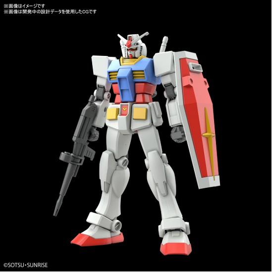 ENTRY GRADE 1/144 RX-78-2 ガンダム バンダイ プラモデルの商品情報を公開! 0702hobby-gundam-IM006
