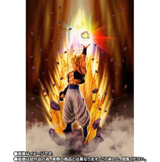 フィギュアーツZERO [超激戦]スーパーサイヤ人ゴジータ-復活のフュージョン- がプレバン限定で予約開始! 0703hobby-DBZ-IM001
