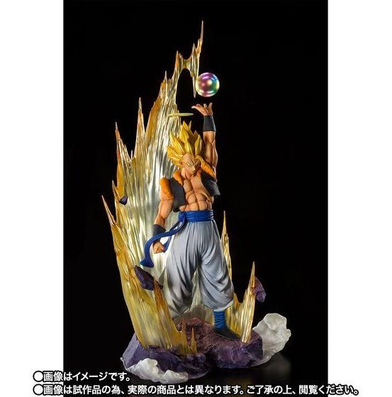 フィギュアーツZERO [超激戦]スーパーサイヤ人ゴジータ-復活のフュージョン- がプレバン限定で予約開始! 0703hobby-DBZ-IM002