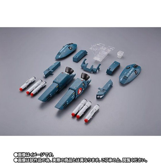 【2次:2021年4月発送】DX超合金 TV版VF-1対応スーパーパーツセット がプレバン限定で予約開始! 0705hobby-superparts-IM004