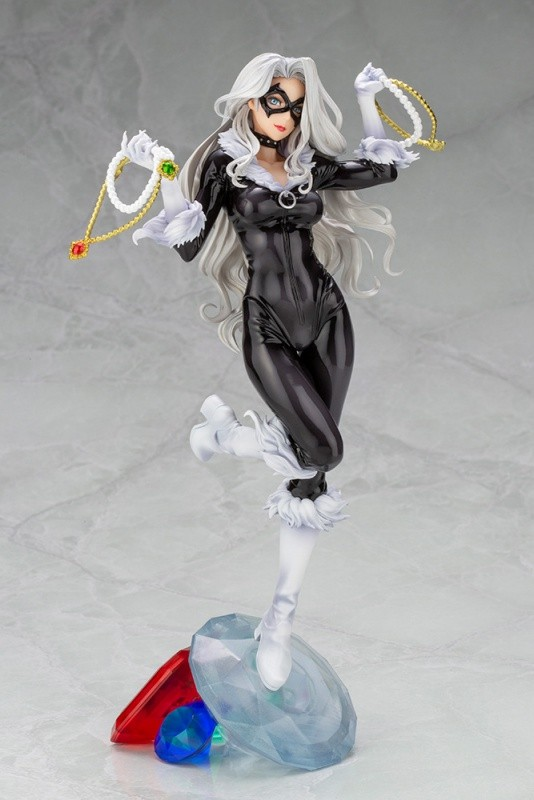 MARVEL美少女 ブラックキャット Steals Your Heart コトブキヤ フィギュアが予約開始! 0709hobby-black-IM005