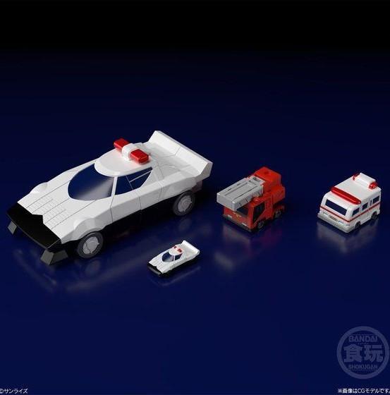 スーパーミニプラ 勇者指令ダグオン ファイヤーダグオン(3個入)バンダイが予約開始!4つのメカが合体! 0720hobby-daguon-IM003