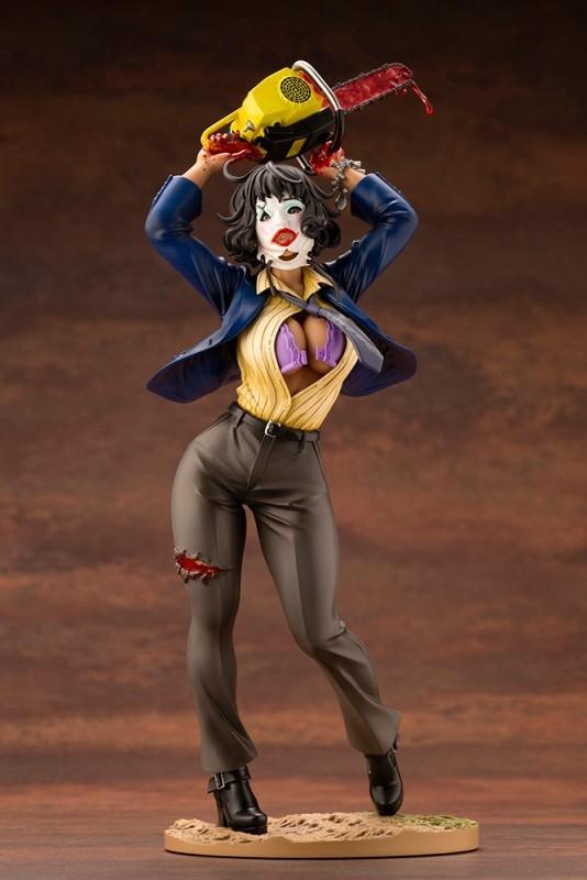 HORROR美少女 悪魔のいけにえ レザーフェイス CHAINSAW DANCE コトブキヤ フィギュアが予約開始! 0721hobby-horro-IM001