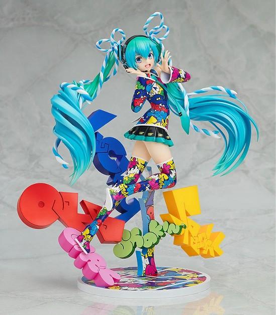 初音ミク MIKU EXPO 5th Anniv. / Lucky☆Orb: UTA X KASOKU Ver.グッスマ フィギュアが予約開始! 0722hobby-miku-IM001