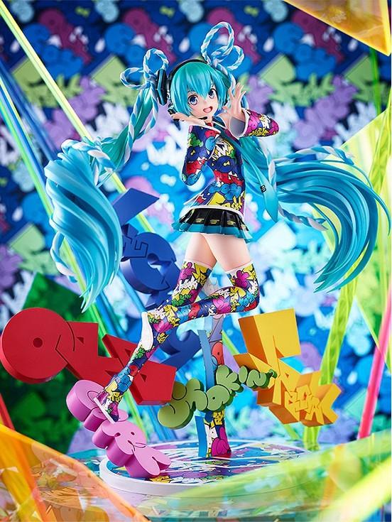 初音ミク MIKU EXPO 5th Anniv. / Lucky☆Orb: UTA X KASOKU Ver.グッスマ フィギュアが予約開始! 0722hobby-miku-IM005