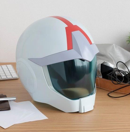 Full Scale Works 機動戦士ガンダム 地球連邦軍ノーマルスーツ専用ヘルメット メガハウス が予約開始! 0730hobby-helmet-IM001