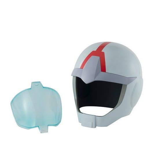 Full Scale Works 機動戦士ガンダム 地球連邦軍ノーマルスーツ専用ヘルメット メガハウス が予約開始! 0730hobby-helmet-IM002