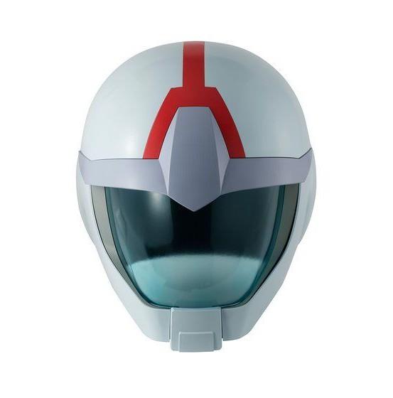 Full Scale Works 機動戦士ガンダム 地球連邦軍ノーマルスーツ専用ヘルメット メガハウス が予約開始! 0730hobby-helmet-IM004