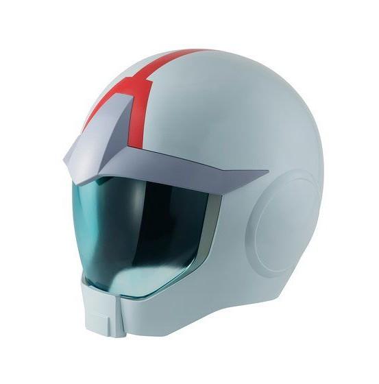 Full Scale Works 機動戦士ガンダム 地球連邦軍ノーマルスーツ専用ヘルメット メガハウス が予約開始! 0730hobby-helmet-IM005