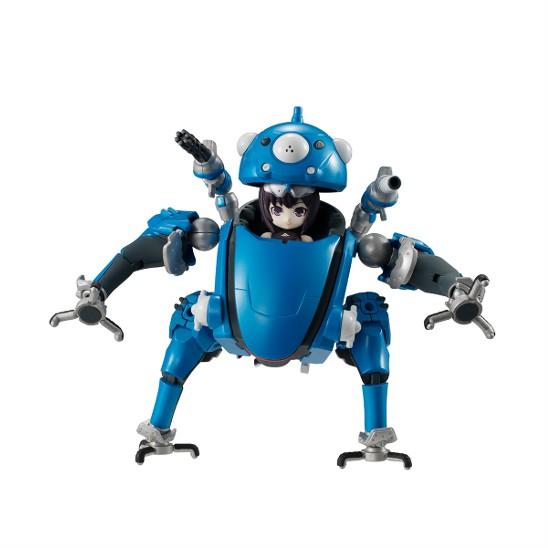 デスクトップアーミー 攻殻機動隊 SAC_2045 草薙素子&タチコマ メガハウス が予約開始! 0805hobby-DTA-IM002